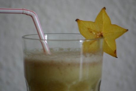 Bananas Mixdrink