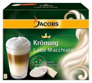 JACOBS Krönung Latte Macchiato