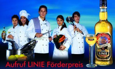 Aufruf zum 9. LINIE Förderpreis für Deutschlands Jungköche