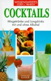 Mixgetränke und Longdrinks mit und ohne Alkohol 978-3704313669